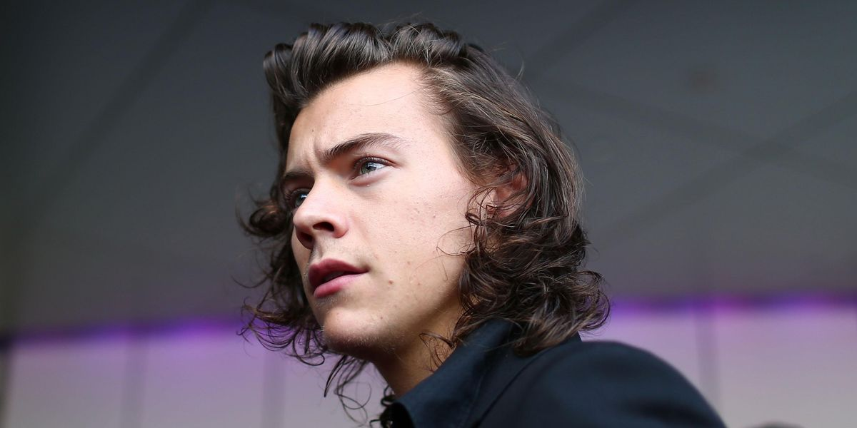 """Harry Styles Has Been Accused of Plagiarizing """"Ever Since New York"""""""