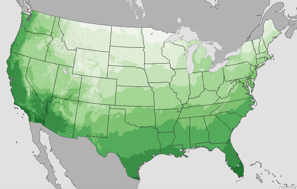 NOAA's Interactive Maps Show How Your Climate Is Changing