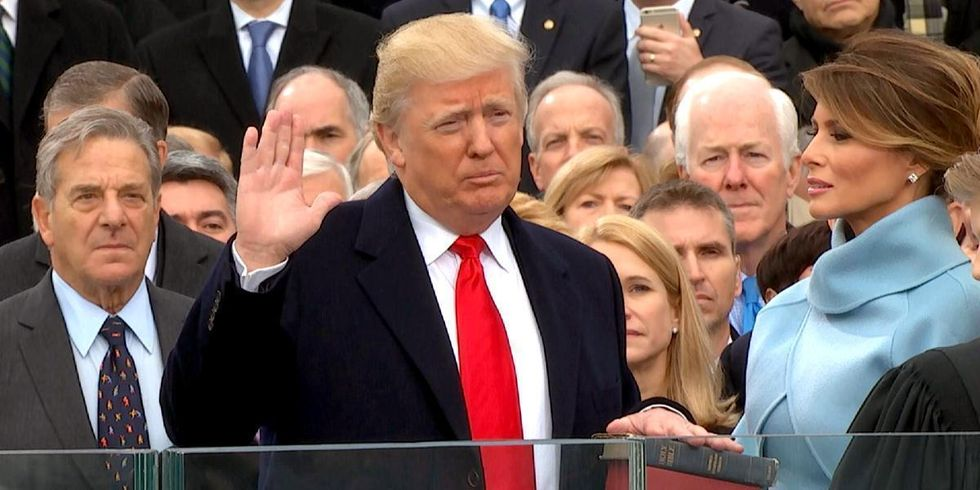We Now Know Who Funded Trump's Inauguration