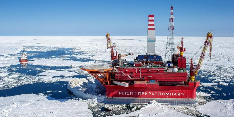 Exxon Seeks to Bypass U.S. Sanctions to Drill in Russia