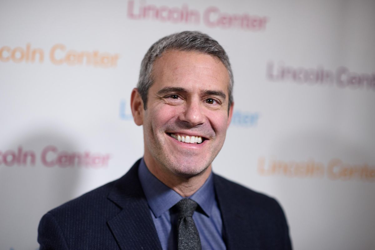 Andy Cohen Calls Out Chechnya's Torture of Gay Men