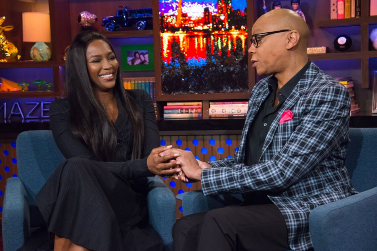 Read Naomi Campbell's Tribute to RuPaul as He's Named One of TIME's 100 Most Influential People