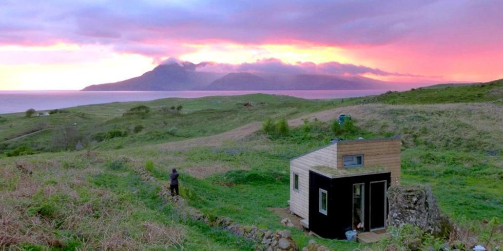Meet the World's First Island Powered by an Off-Grid Renewable Energy System