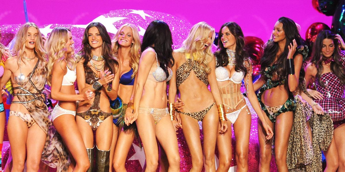 Victoria's Secret Is Facing Internet Backlash For Their Overwhelmingly Young, Thin And White Definition Of Sexy