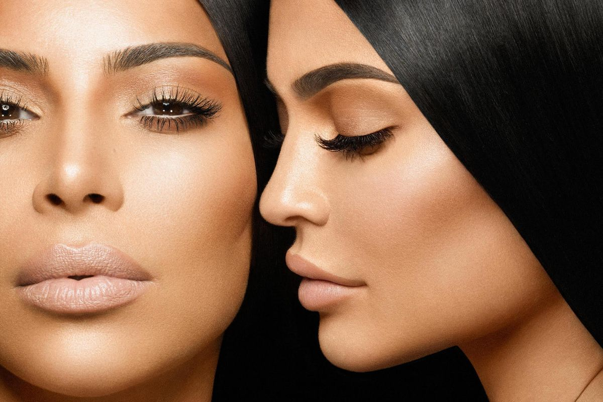 Peep The New Kylie x Kim Cosmetics Collection