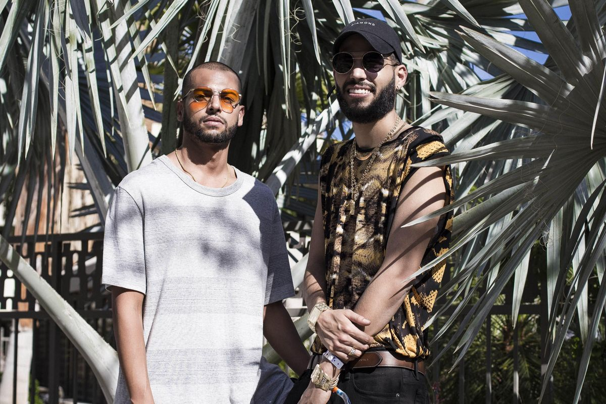 From Pool Parties to Dance Parties: The Martinez Brothers' Coachella Diary
