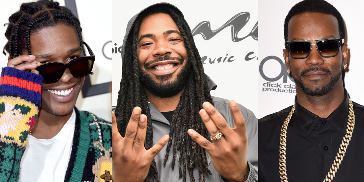 A$AP Rocky Comes Out of Hiatus for D.R.A.M.'s New Instant Hit with Juicy J