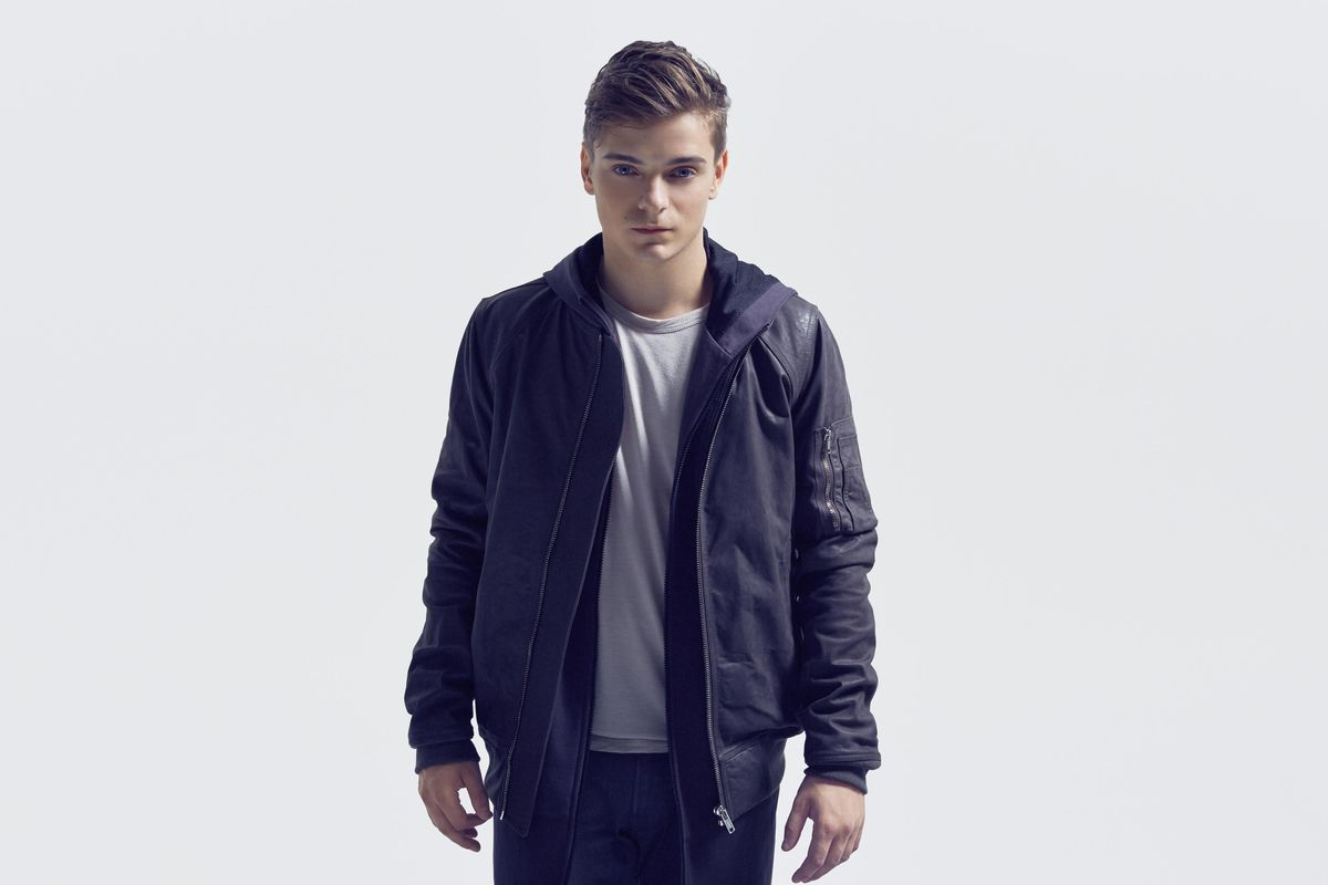 Martin Garrix on Seeing Shows Like a Fan and Opening for Justin Bieber
