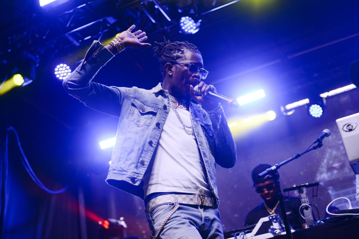 """Watch Young Thug's Luxe New Video for """"All the Time"""""""