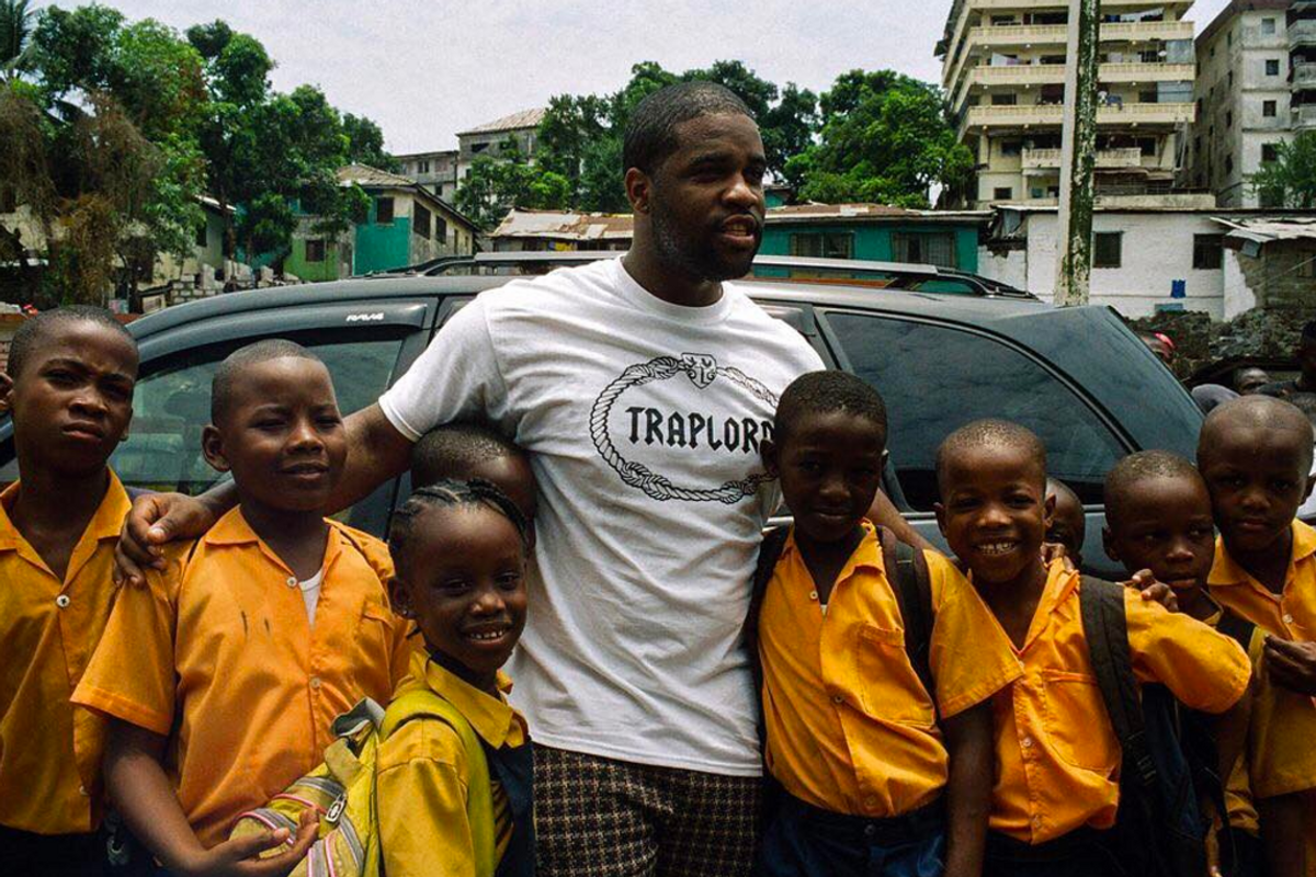 A$AP Ferg Links Up with Uniform to Create Streetwear for Charity