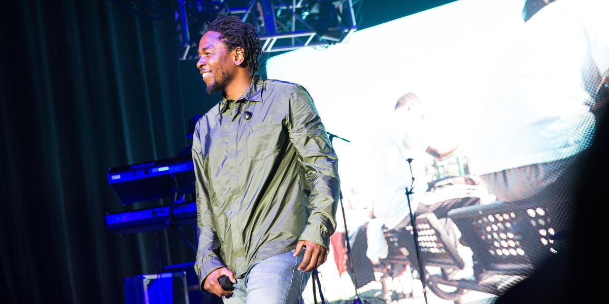 Kendrick's Mamma Gushed About His New Album Over Text