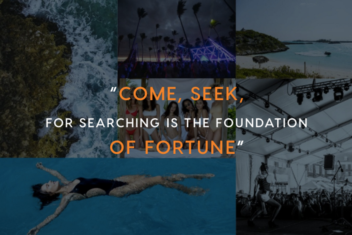 The Leaked Fyre Festival Pitch Deck Is As Absurd As You'd Imagine