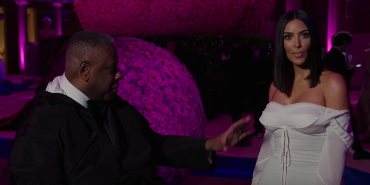 Watch André Leon Talley Subtly Shade Every Major Celebrity at the Met Gala
