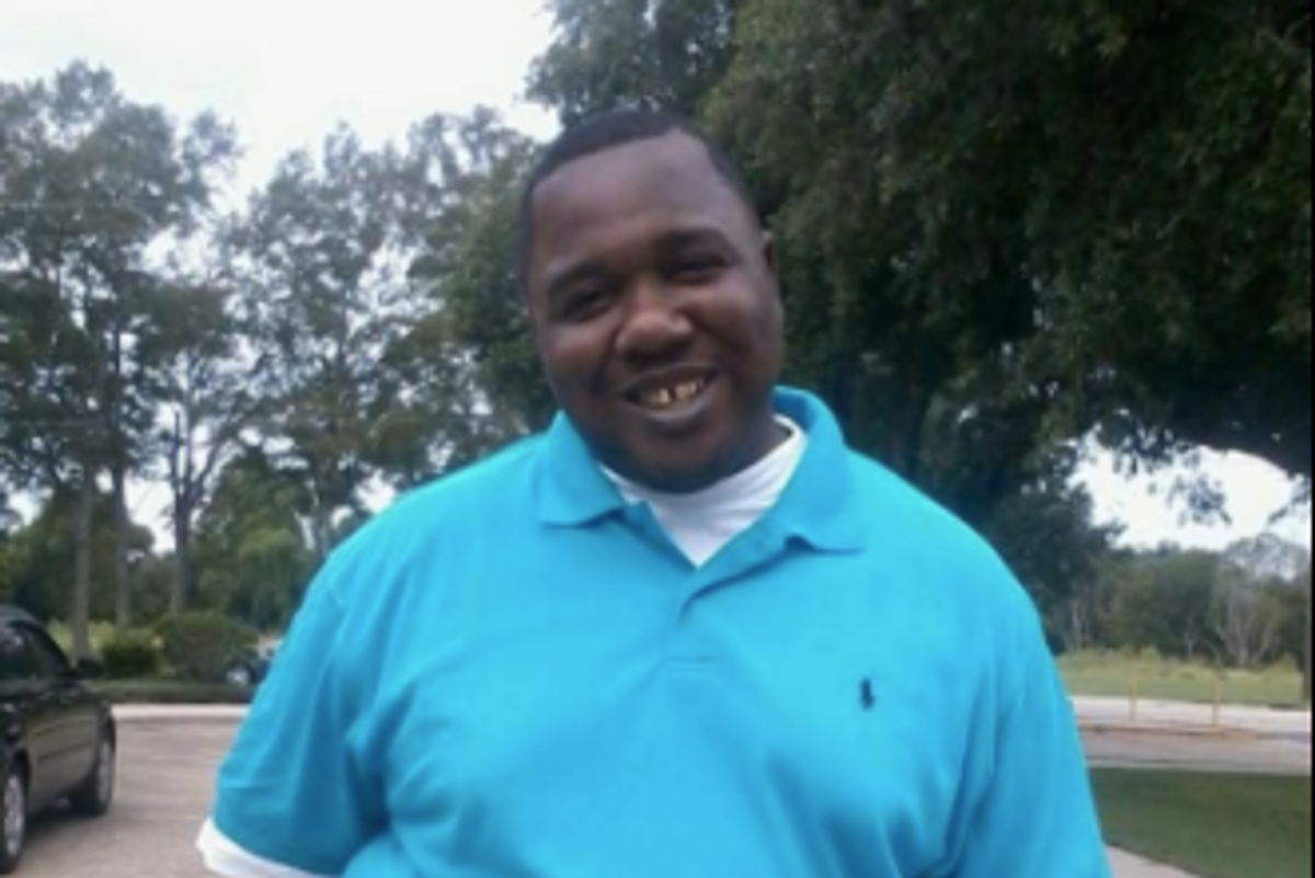 Justice Department Declines To Charge Officers In Alton Sterling's Death
