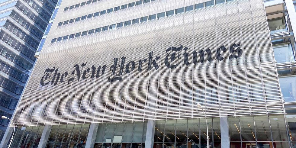 Climate Experts Blast New York Times in Open Letter
