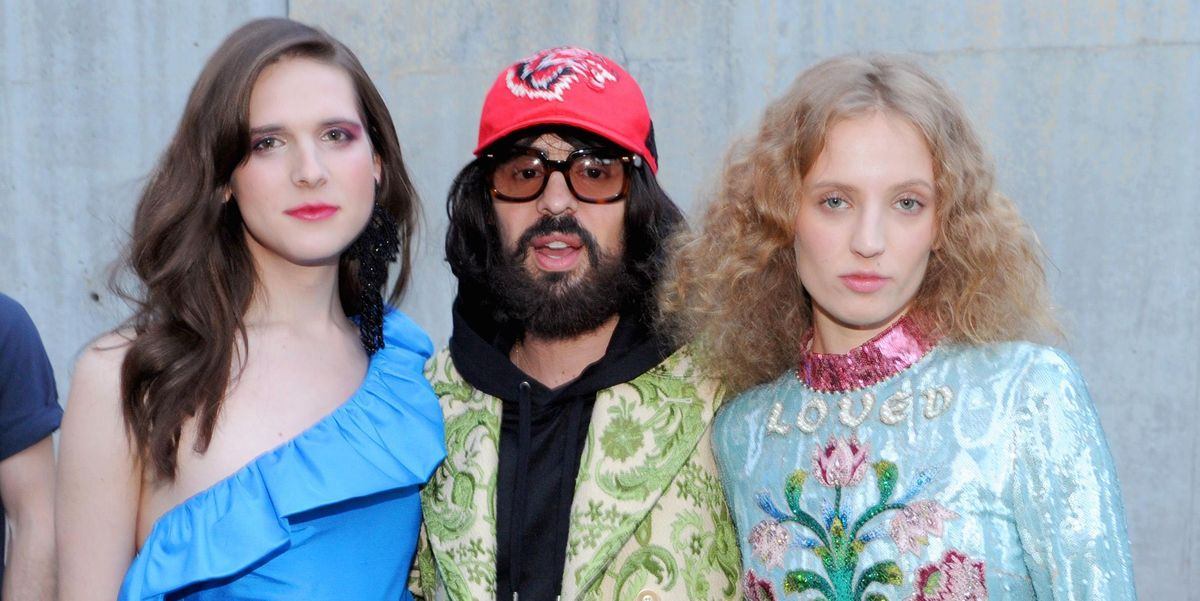 Petra Collins and Hari Nef Are The Faces Of Gucci's New Perfume