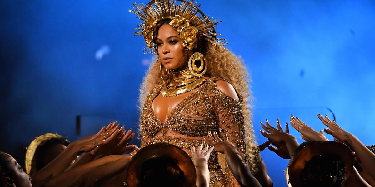 Beyoncé Ordering Off a Menu Has Become the Best Meme of 2017