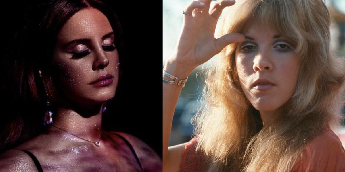 Lana Del Rey And Stevie Nicks Are Collaborating