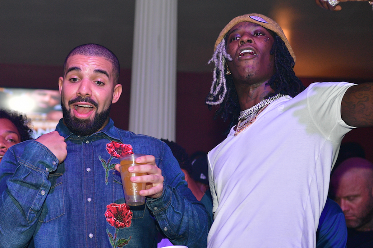"""Young Thug Will Release a """"Singing Album"""" This Week Produced by Drake"""