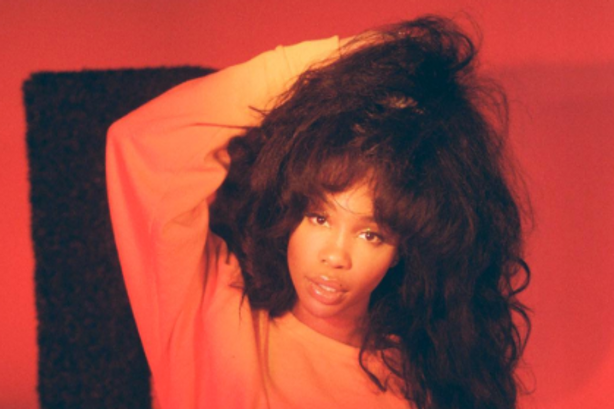 "Fall In Love With SZA's Amazing New Song, ""Love Galore"" Feat. Travis Scott"