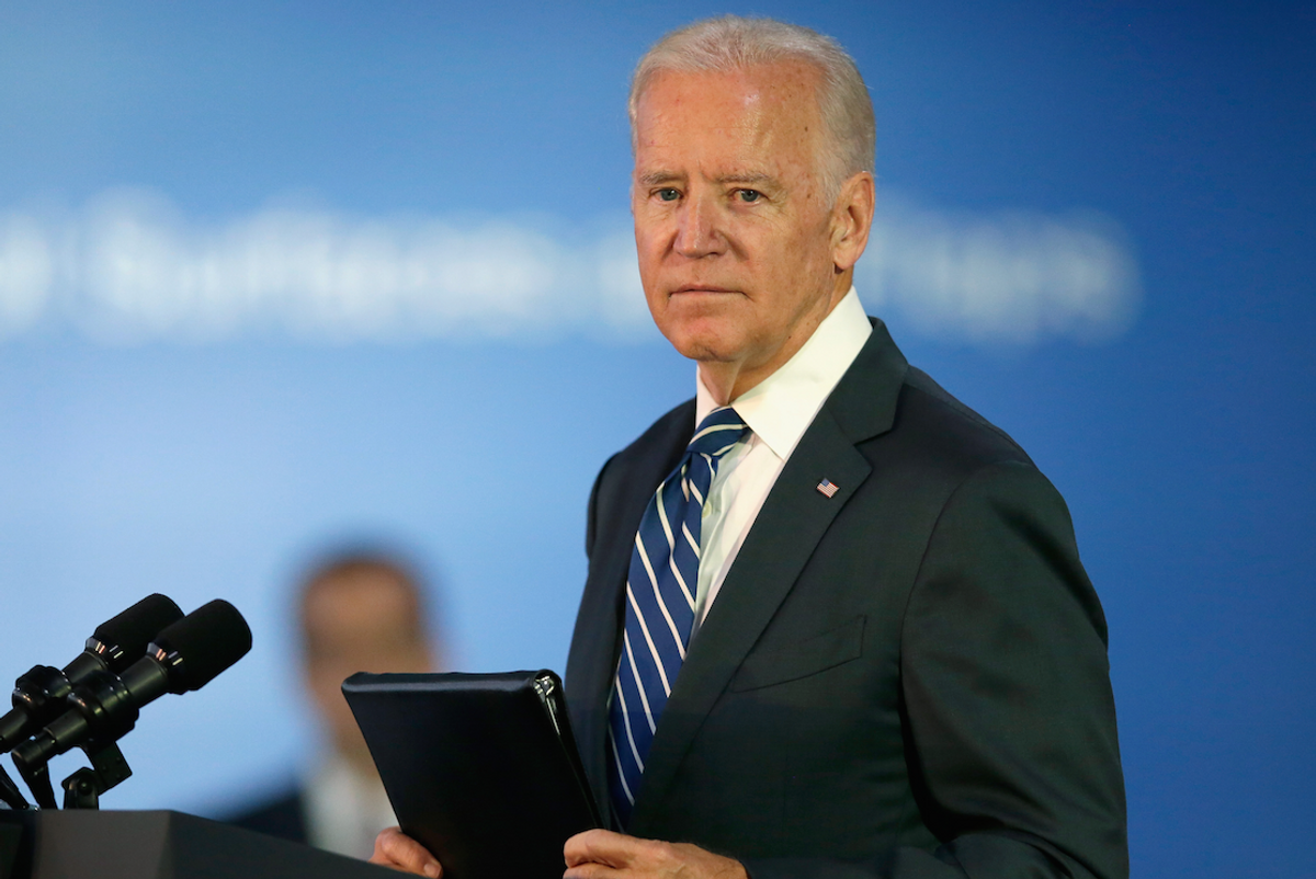 Watch Joe Biden Go in on Male College Students Explaining Consensual Sex