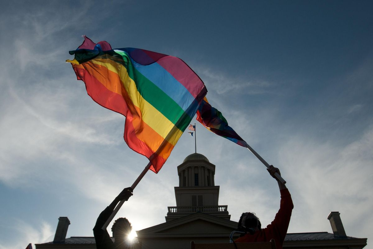 New Bill Would Ban Gay 'Conversion Therapy' Nationwide