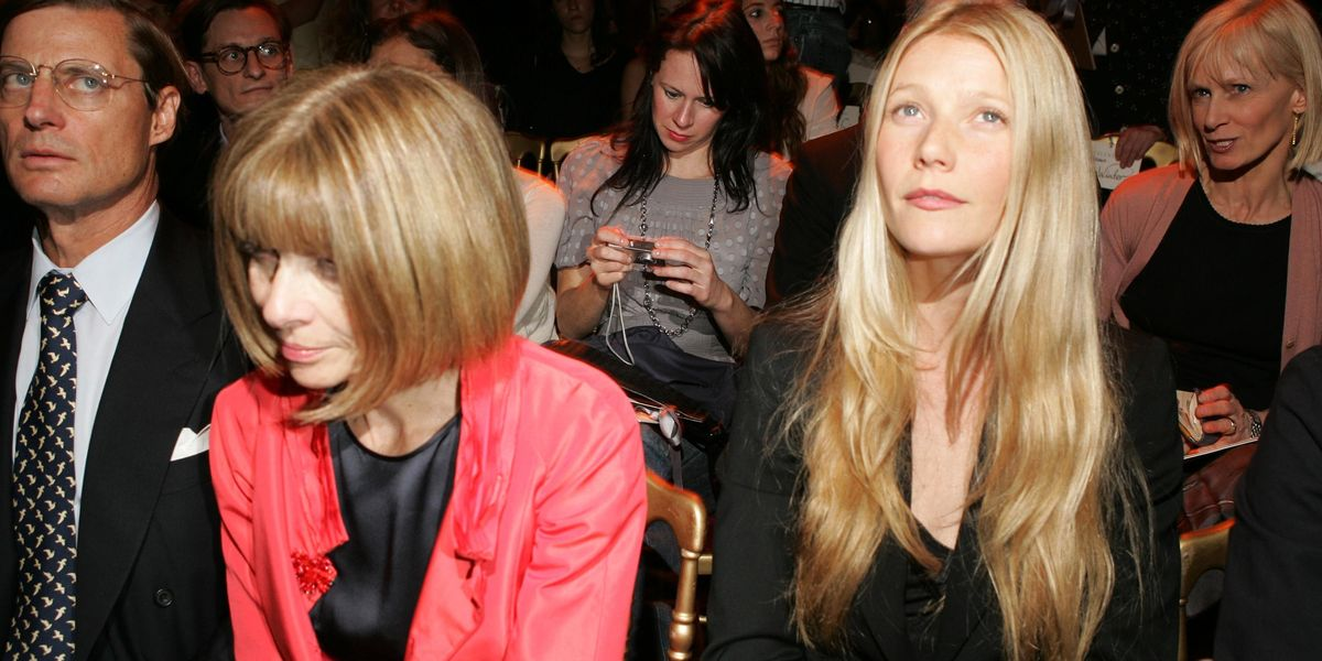 Anna Wintour and Gwyneth Paltrow Are Starting Goop Magazine