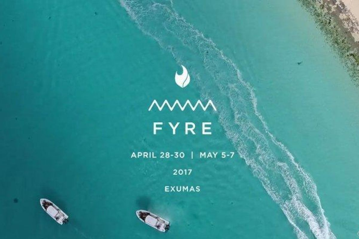 Fyre Festival Officials Finally Apologize for the Great Mess They Caused