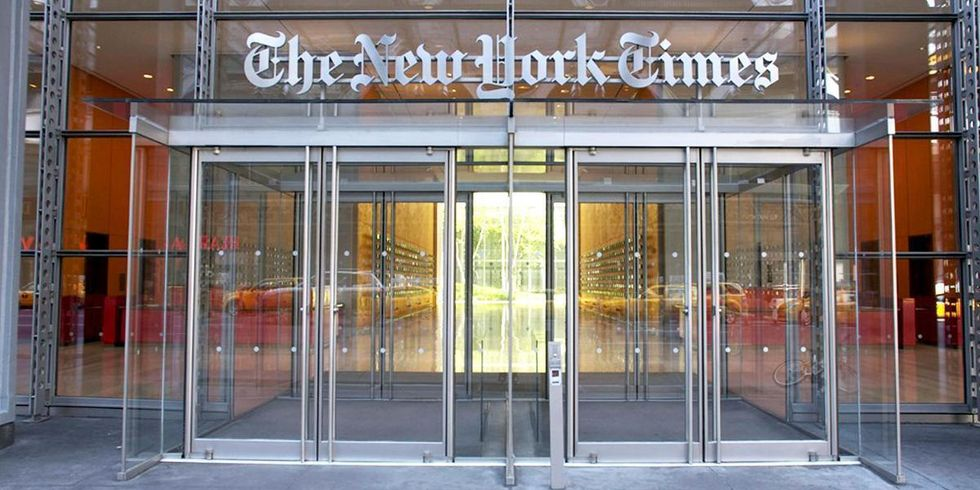 Should the New York Times Fire Their Climate-Denying Columnist?