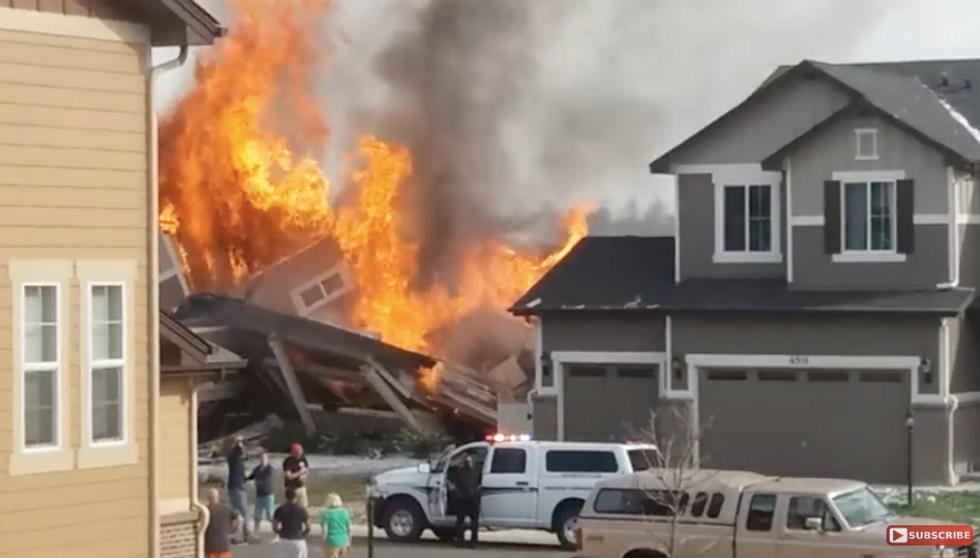 'My Kids Are Scared': Deadly Colorado House Explosion Sparks Debate Over Drilling Setback Rules