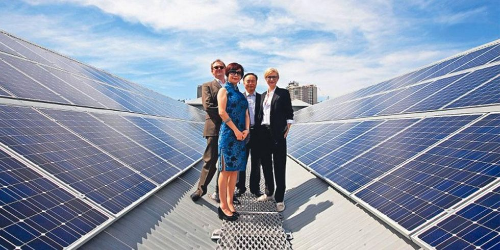 These 5 Celebs Are Big Solar Buffs