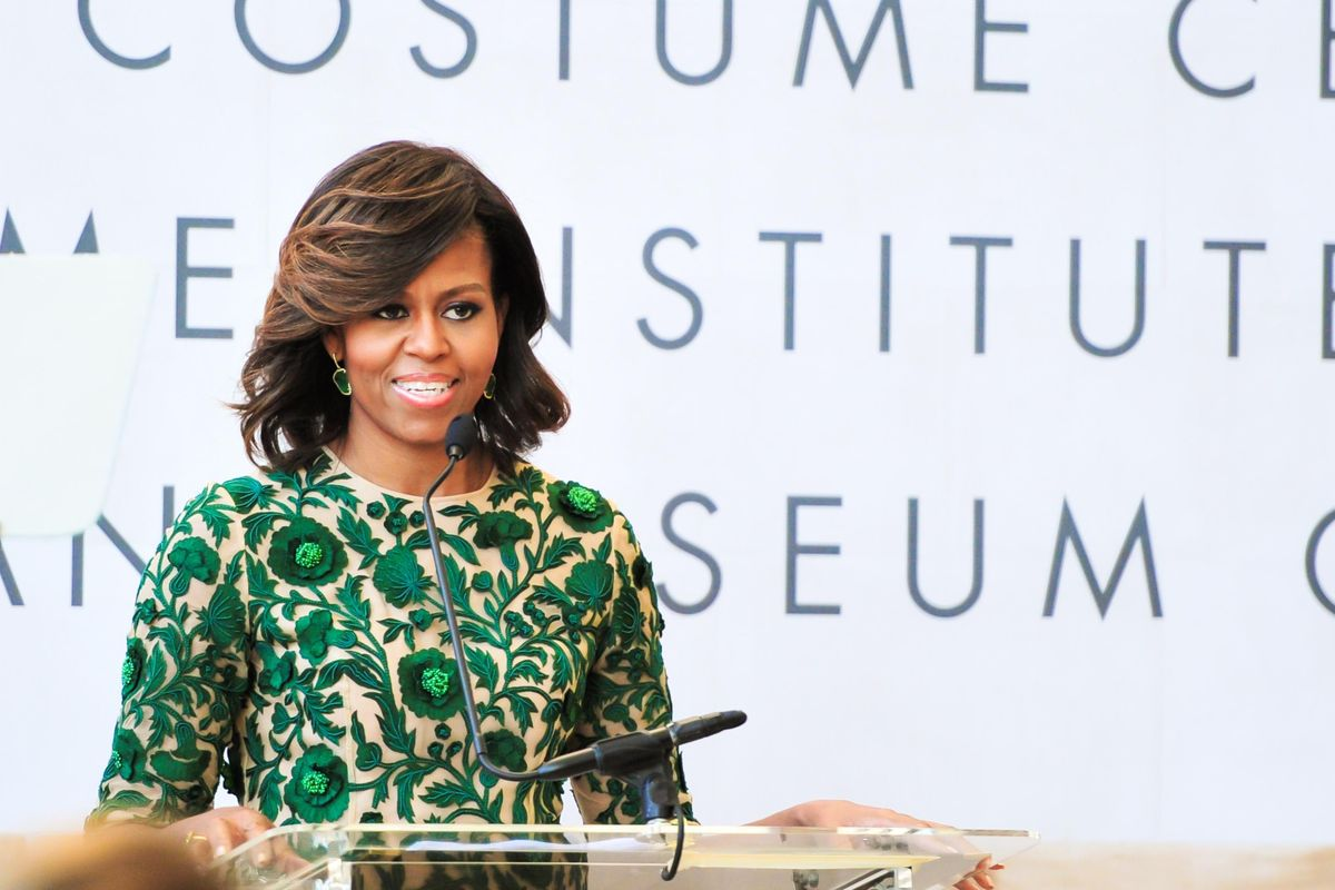 Updated: Trump Will End Michelle Obama's 'Let Girls Learn' Initiative