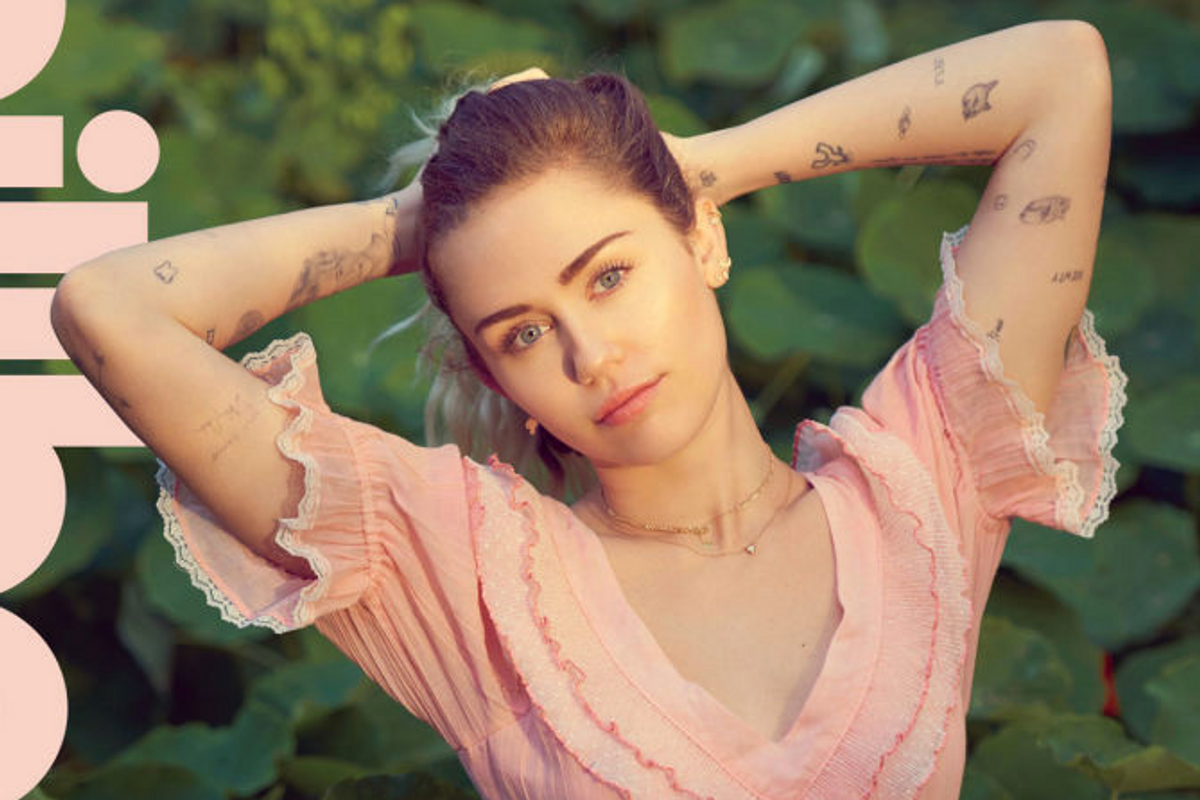 Miley Cyrus Loves Liam, is Done with Weed and Subtly Drags Ed Sheeran in New Billboard Cover Story