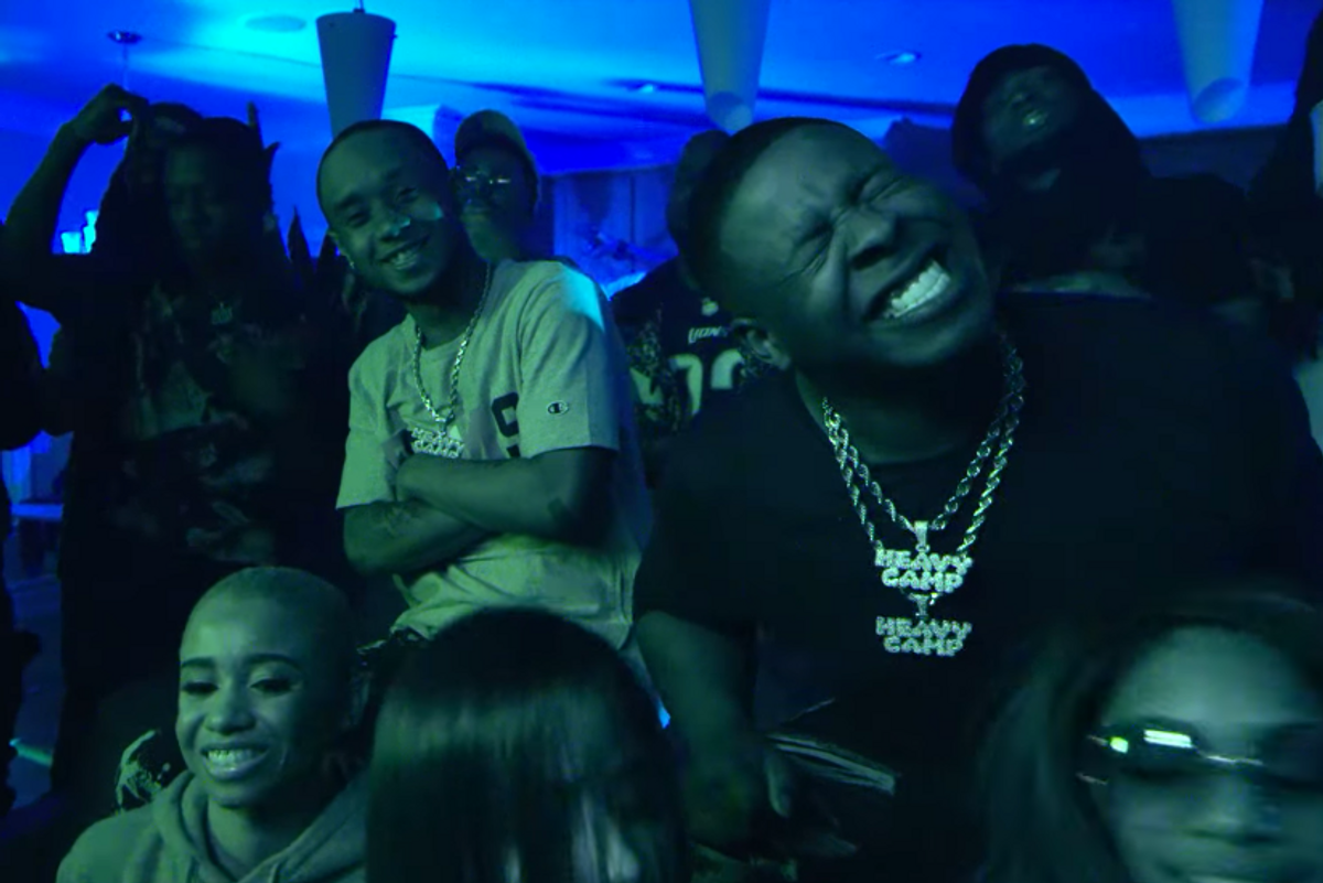 PREMIERE: Watch Blac Youngsta and Rae Sremmurd's Slim Jixmmi Turn Up at the House Party of Your Dreams