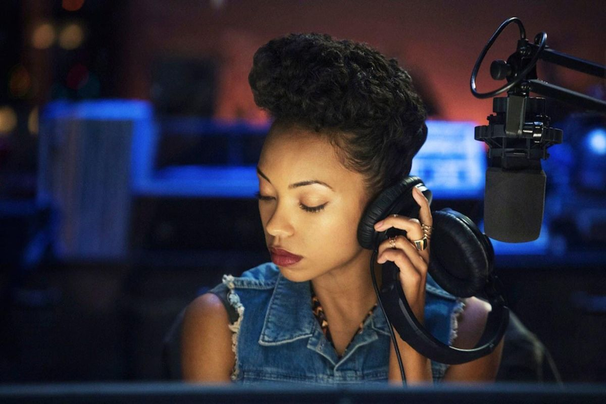 """A Chat with 'Dear White People'Star Logan Browning About Representation, Defying Labels, and the Problem With """"Woke"""""""