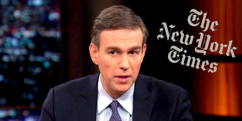 Here We Go Again ... New York Times Columnist Bret Stephens Now Misleads on Biofuels