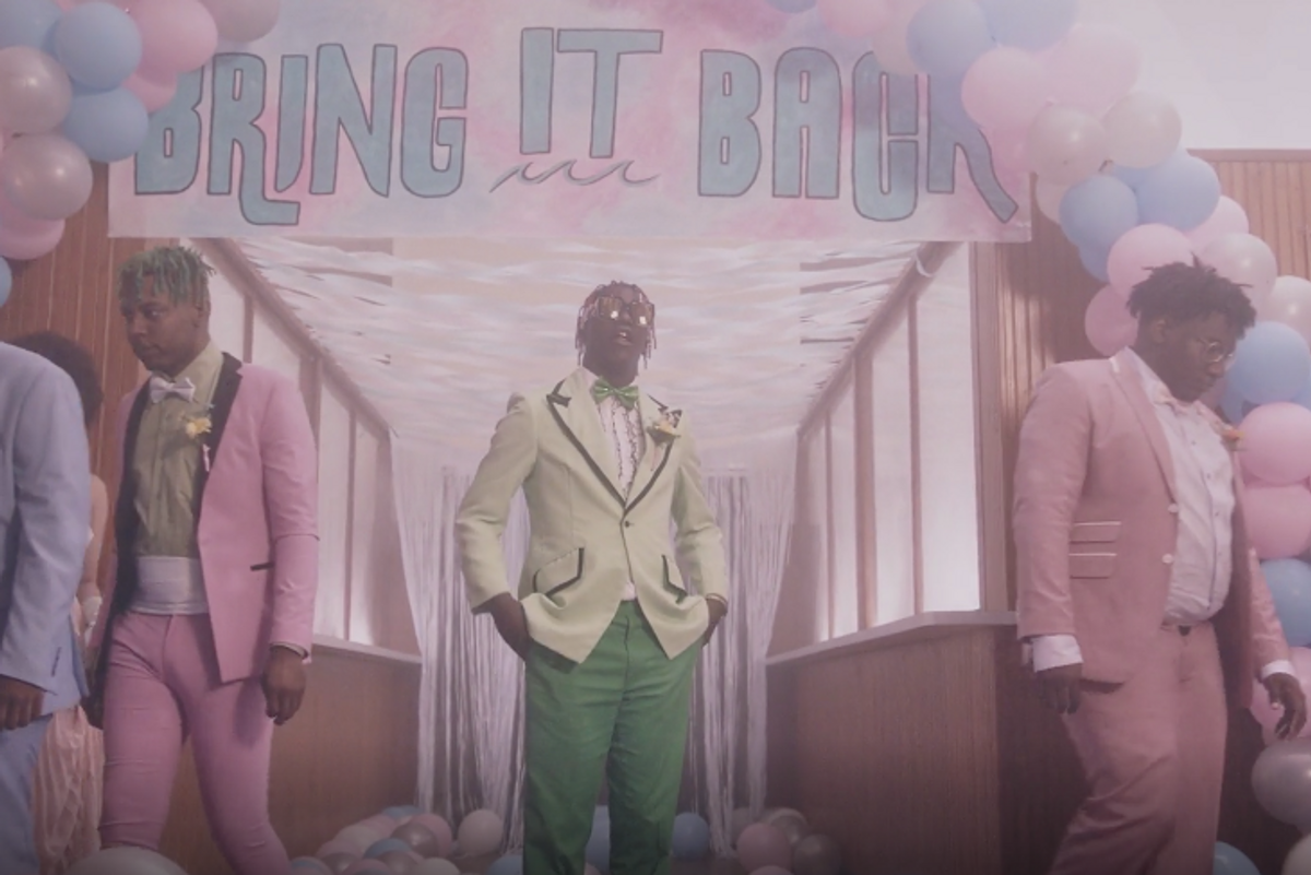 "Watch Lil Yachty's ""Bring It Back"" Video Just In Time For Prom Season"