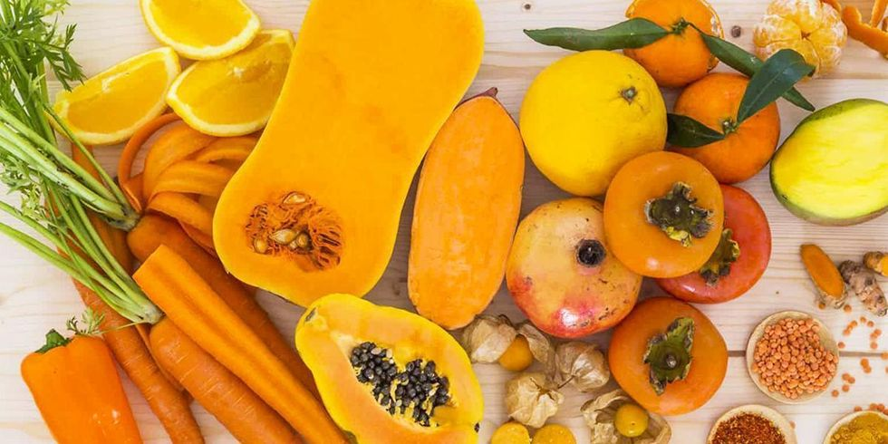 20 Foods High in Vitamin A