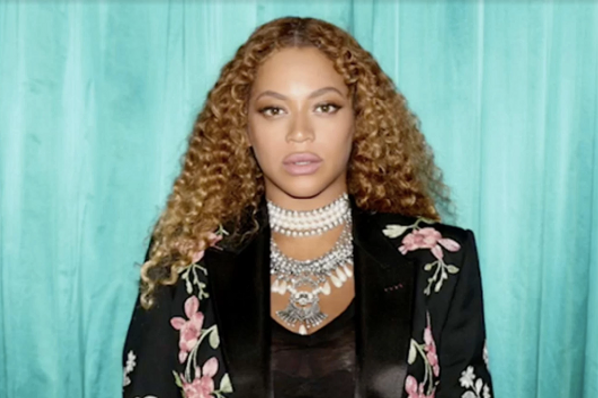 Beyoncé Celebrates Her Pregnancy By Making A Video Compilation, Eating Chips