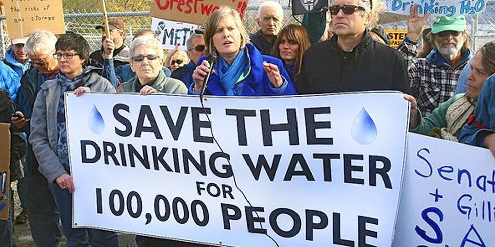 Huge Victory: Natural Gas Storage Plan Halted at Seneca Lake