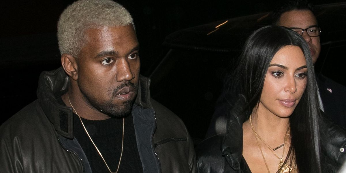 Kim Says Kanye is the Only Reason She Wasn't Robbed Sooner