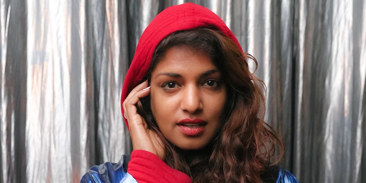 Watch M.I.A Talk Politics, The Refugee Crisis and War at Oxford Union