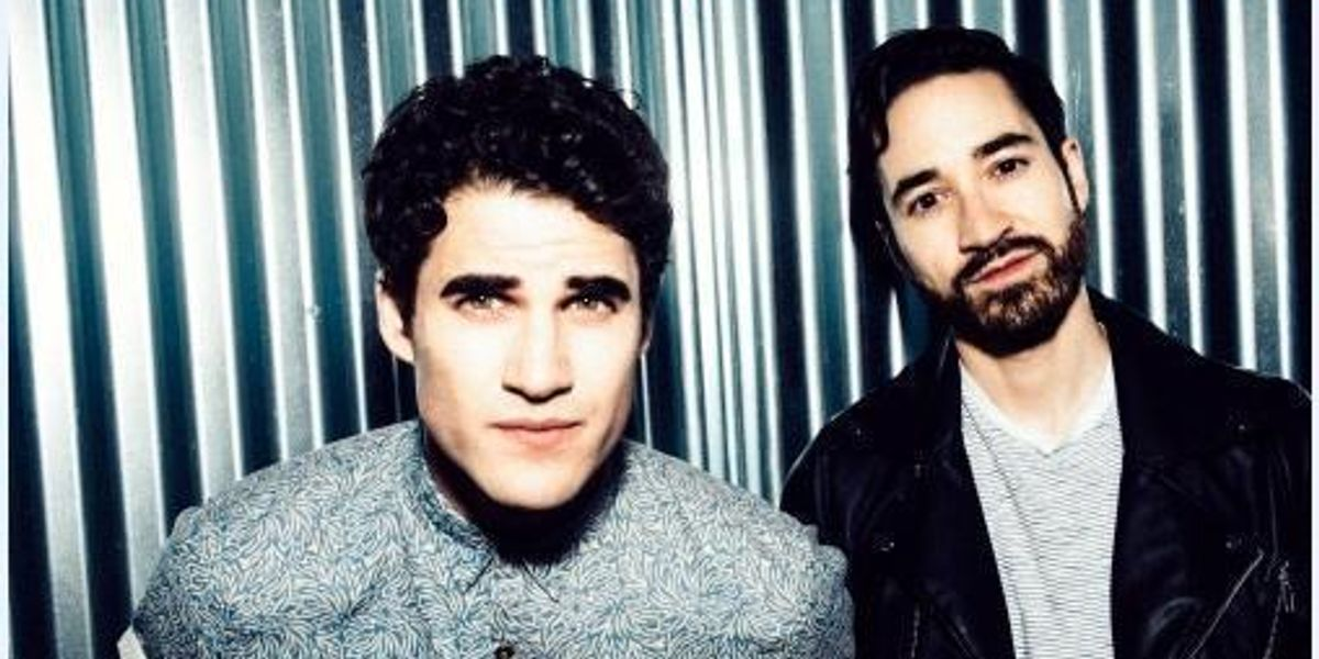 Darren and Chuck Criss of Computer Games on Making Music as Brothers and Embracing Cheesy Dance Music