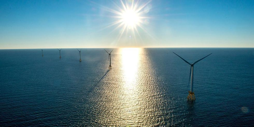 Nation's Largest Offshore Wind Project Gets Approved