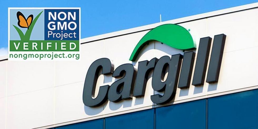 GMO Supporters Have a Fit as Cargill Offers Non-GMO Products