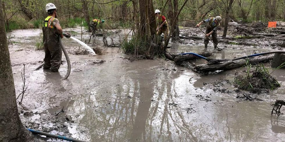 Another Day, Another Pipeline Spill