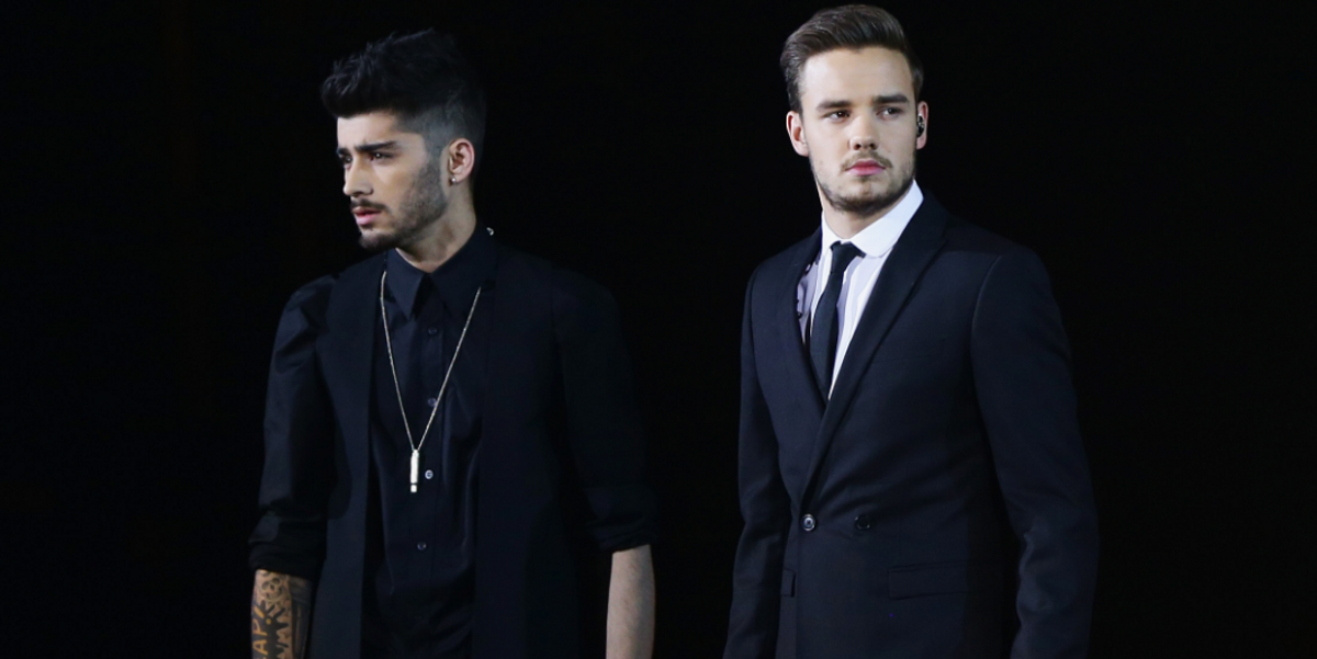 Looks Like Liam Payne is Definitely Coming For Zayn's Territory With His First Solo Single