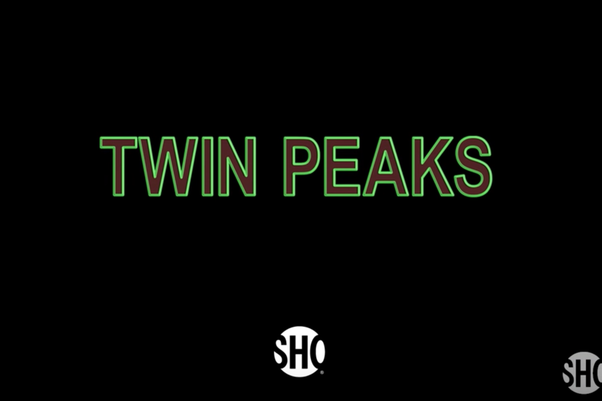 Showtime Has Released Yet Another Twin Peaks Teaser Because They Don't Care About Our Feelings