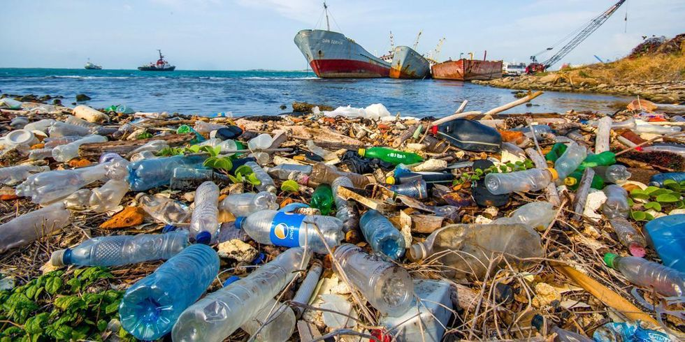 How Best to Rid the World's Oceans of Plastic?