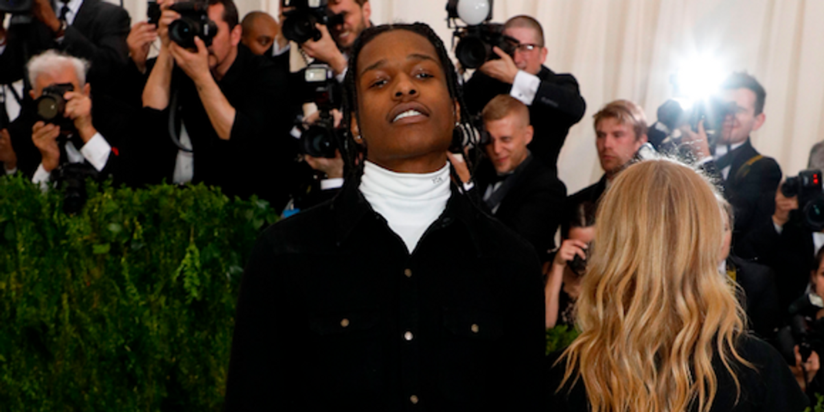 """A$AP Rocky Has Blessed Us with New Track """"RAF"""" Featuring Frank Ocean, Lil Uzi and Quavo"""